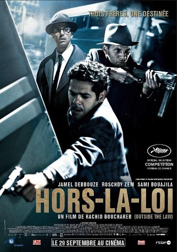 """<span lang =""""fr"""">Hors la loi</span>"""