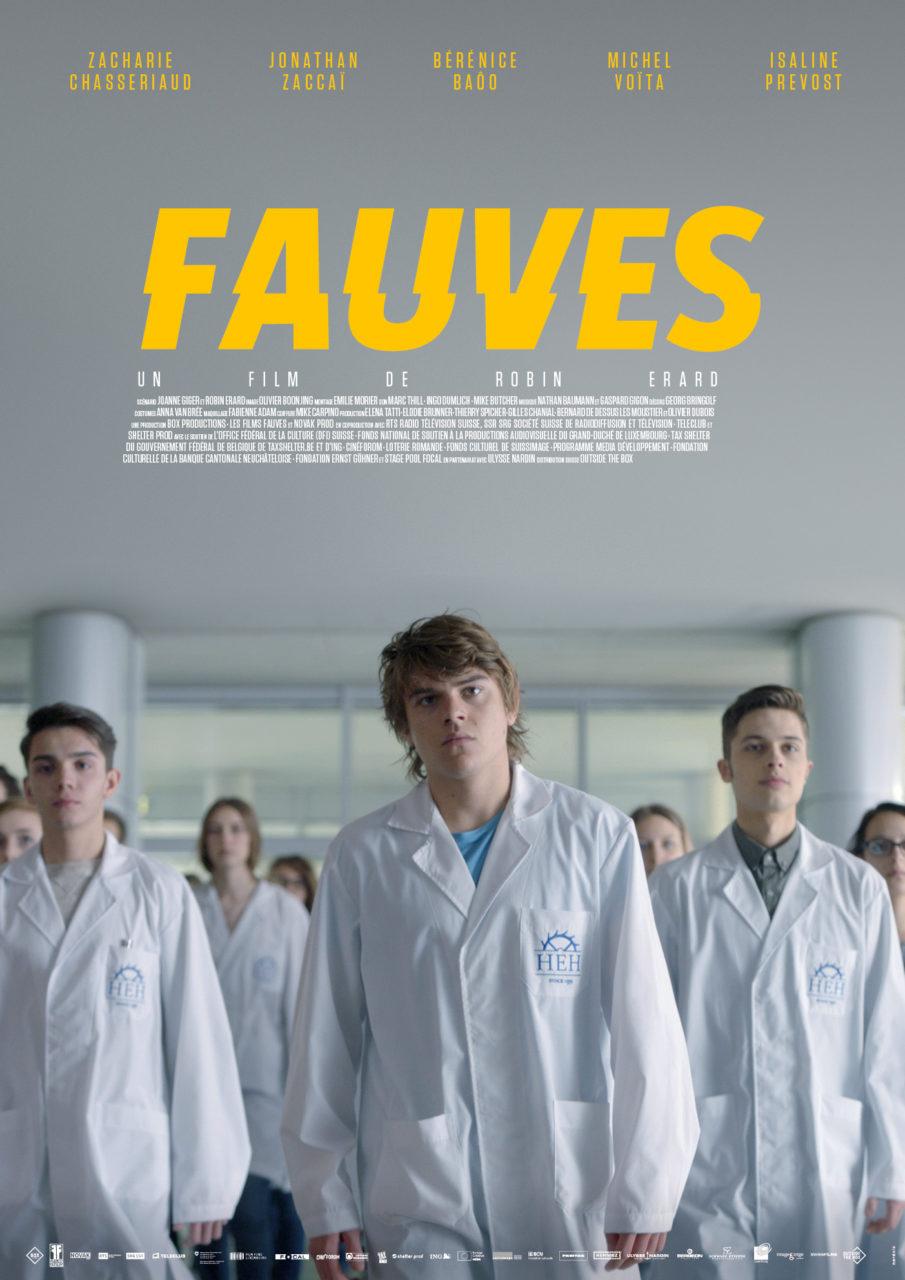 """<span lang =""""fr"""">Fauves</span>"""