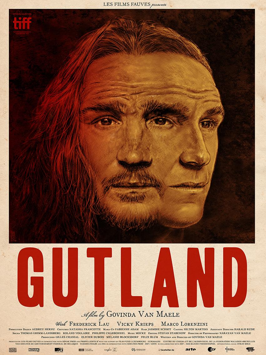 """<span lang =""""fr"""">Gutland</span>"""