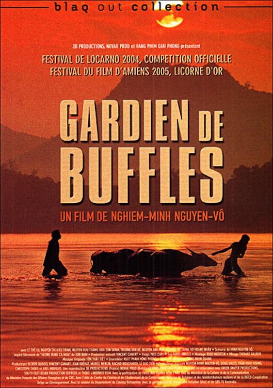 Gardien of buffles